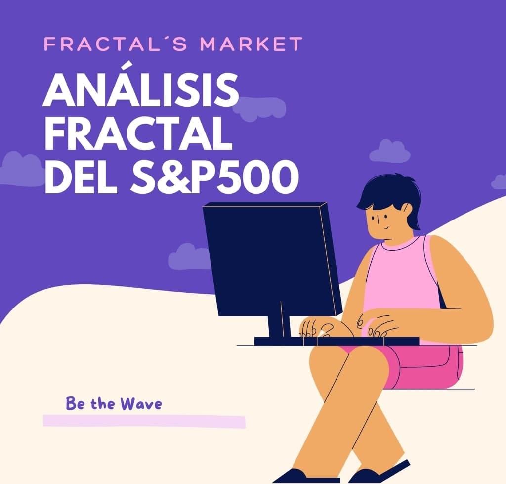 Análisis Fractal Mediante la Estrategia Fractal´s Market del Standard & Poors 500